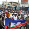 Mountains Behind Haiti's Protests