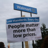Labor Action: Pushing for Strike and Consumer Boycott Against WalMart