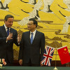 Cameron Goes to China: Morality Takes a Back Seat to Business