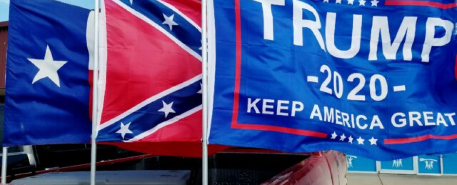 Trump's Zealots: White Supremacists and Evangelicals Gearing up for a New Civil War?