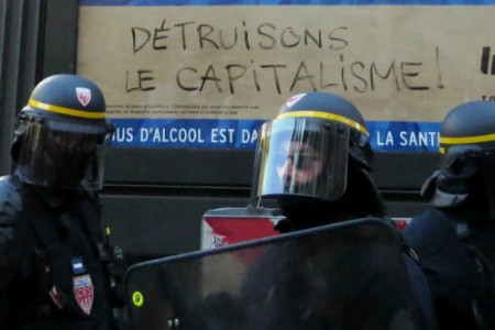 COVID-19 Behavior Policing: Rehearsal for Crackdown on Dissent Ahead of Climate Collapse?