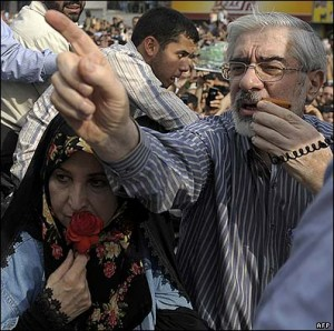 Mousavi/ Photo AFP
