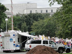 912 DC police presence