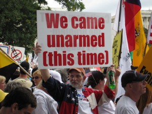 912-TeaParty-DC We came unarmed this time