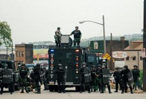G20 protest police (2)