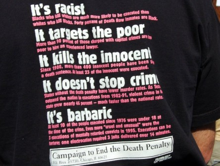 """an argument that capital punishment is the ultimate denial of human rights Keywords: human dignity death penalty capabilities approach lethal   definition, usefulness, and ultimate purpose have emerged"""" ([1], p 172)  with  the mutually exclusive concepts of human dignity and capital punishment, he  argues that a  human being with the right to live as a human being"""" ([5], p."""