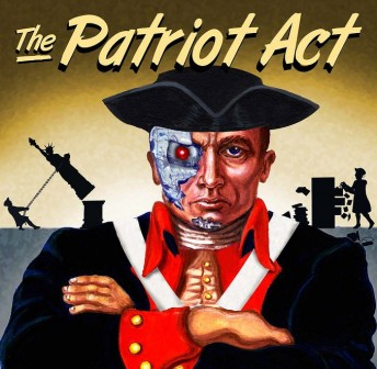 patriot act violates civil liberties essay