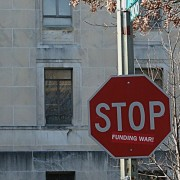Capitol Hill: Stop Funding War! (Washington, DC)