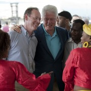 Bill Clinton, Paul Farmer