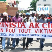 cholera_haiti_protest