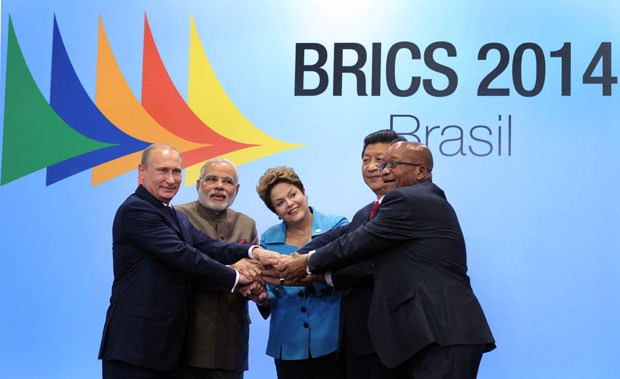 Zuma - 6th BRICS Summit - Brazil
