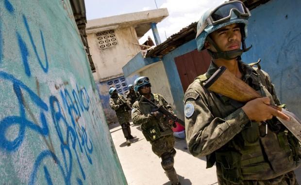 Peacekeeping - MINUSTAH