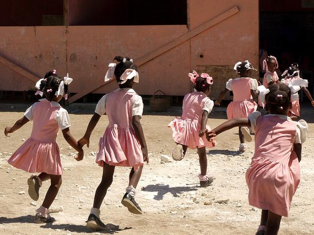 Haitian_Children