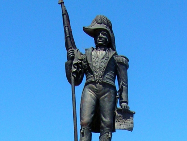 Statue de Dessalines