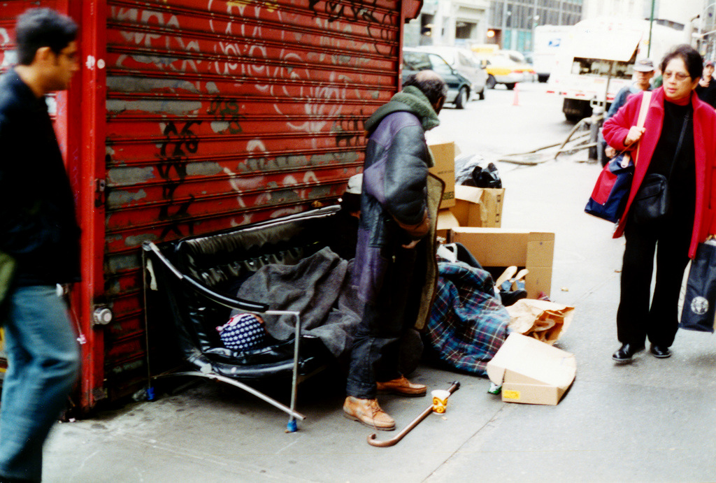 photo essay a thanksgiving celebration of homeless people news  4977115927 07a6da02de b