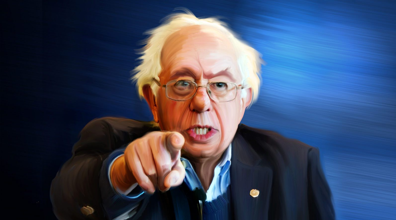 bernie sanders face cutout. if bernie sanders is real, he will run as an independent face cutout