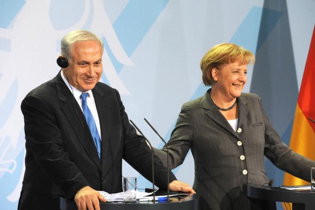 IMFA_Netanyahu_Merkel