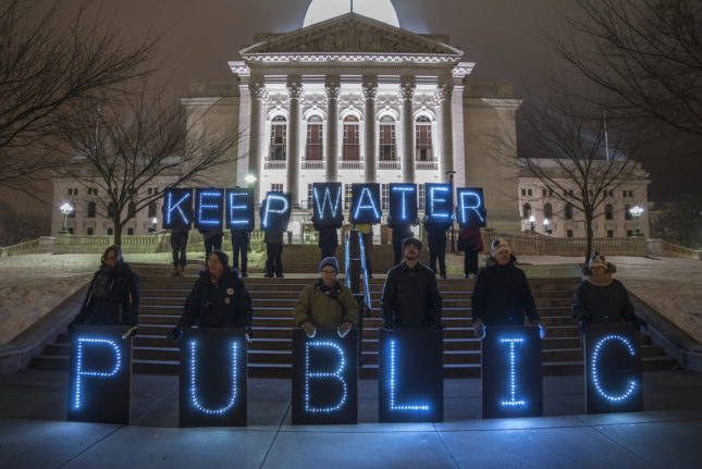 Water for Profit: Haiti Comes to Flint | NEWS JUNKIE POST